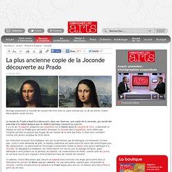 La plus ancienne copie de la Joconde découverte au Prado