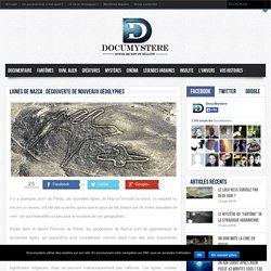 Lignes de Nazca : Découverte de nouveaux géoglyphes