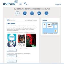 3 BD Dupuis en lecture intégrale du 06 au 12 avril