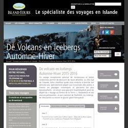 Séjour randonnée paysage volcans découverte et exploration cote sud ISLAND TOURS
