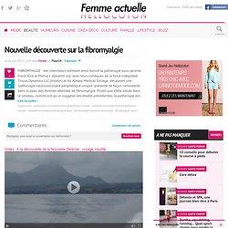 Nouvelle découverte sur la fibromyalgie - par Fleur14