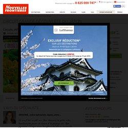 Circuit Grande découverte du Japon: voyage avec Nouvelles Frontières