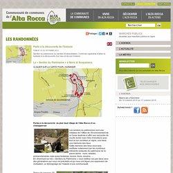Partir à la découverte de l'histoire - Communauté des Communes de l'Alta Rocca - Corse
