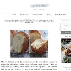 l' Hokkaido pain japonais au lait super moelleux , vous le connaissez ?