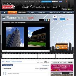 Grand Lyon : vidéo Ecully - Découverte en vidéo de Lyon et sa périphérie - TV Immobilier Lyon