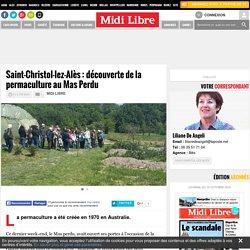 Saint-Christol-lez-Alès : découverte de la permaculture au Mas Perdu
