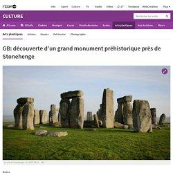 GB: découverte d'un grand monument préhistorique près de Stonehenge