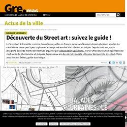 Découverte du Street art : suivez le guide !