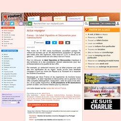 France : Un label Vignobles et Découvertes pour l'oenotourisme