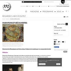 RMN - Grand PalaisInventions et Découvertes de la Renaissance,