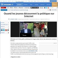 Web : Quand les jeunes découvrent la politique sur I