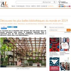 Découvrez les plus belles bibliothèques du monde en 2019