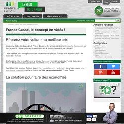Découvrez le concept France Casse en vidéo !