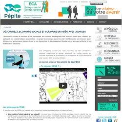 Découvrez l'Economie Sociale et Solidaire en vidéo avec Jeun'ESS