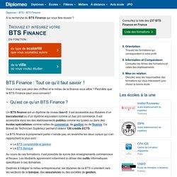 Découvrez les BTS Finance accessibles en France!