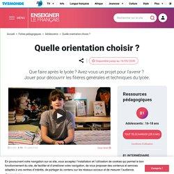 Découvrez le fonctionnement du lycée français en classe de FLE