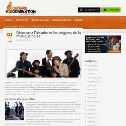 Découvrez l'histoire et les origines de la musique blues » Guitare Domination