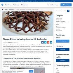 Pâques: Découvrez les imprimantes 3D de chocolat