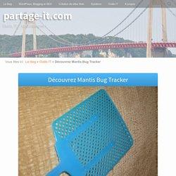 Découvrez Mantis Bug Tracker