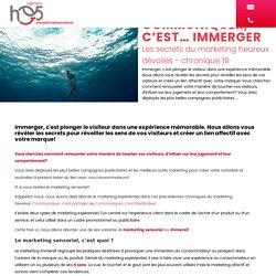 Découvrez les secrets du marketing sensoriel par l'agence ho5