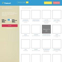 Annuaire Famust des sites collaboratifs en France