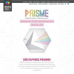 Découvrez notre plateforme PRISME