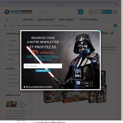Découvrez tous les produits dérivés Rogue One : A Star Wars Story !