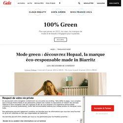 Mode green: découvrez Hopaal, la marque éco-responsable made in Biarritz