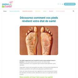 Découvrez comment vos pieds révèlent votre état de santé