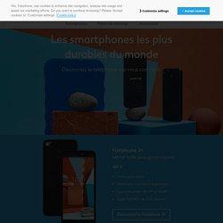 Découvrez le Fairphone 3, Fairphone 3+