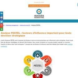 Analyse PESTEL: découvrez les facteurs d'influence pour décision stratégique