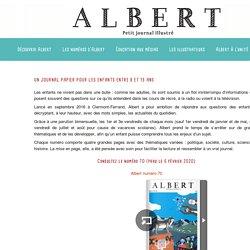 Découvrir Albert - Albert le journal