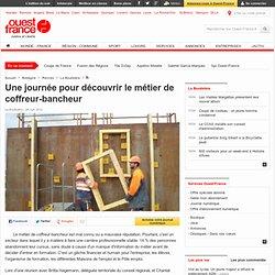 Une journée pour découvrir le métier de coffreur-bancheur , La Bouëxière 25/06/2012