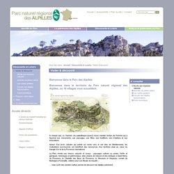 Visiter & découvrir / Découverte et Loisirs - Site du parc naturel des Alpilles