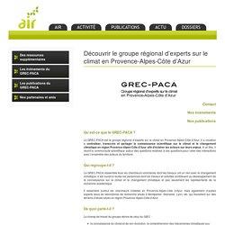 GREC PACA climat en Provence