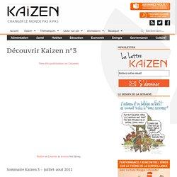 Découvrir Kaizen n°3