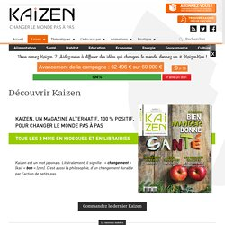 Découvrir Kaizen
