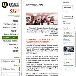 Découvrir le TeachLab - SU2IP