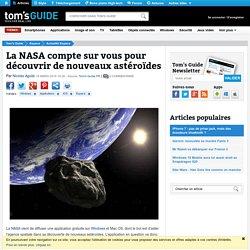 La NASA compte sur vous pour découvrir de nouveaux astéroïdes