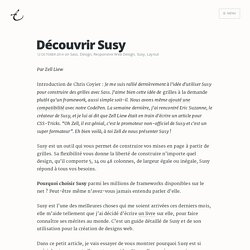 Découvrir Susy