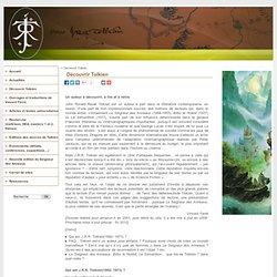 Découvrir Tolkien - PourTolkien.fr - Site de Vincent Ferré