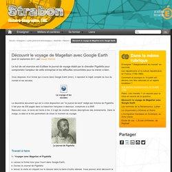 Découvrir le voyage de Magellan avec Google Earth