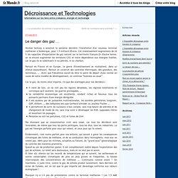 Décroissance et Technologies