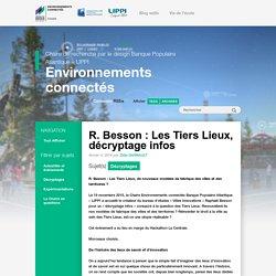 Chaire de recherche par le design Banque Populaire Atlantique – LIPPI