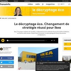 Le décryptage éco. Changement de stratégie réussi pour Ikea