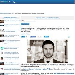 Avis d'expert : Décryptage juridique du prêt du livre numérique selon IDboox