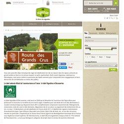 Décryptage des labels de l'oenotourisme