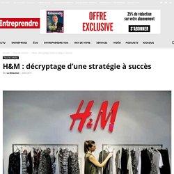 H&M : décryptage d'une stratégie à succès