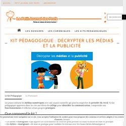 Kit pédagogique : Média Smart Plus, décrypter les médias numériques