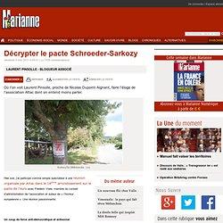 Décrypter le pacte Schroeder-Sarkozy